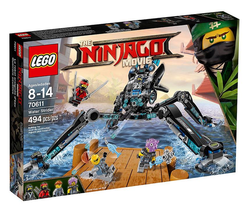 LEGO Ninjago - L'Hydro-Grimpeur - 70611