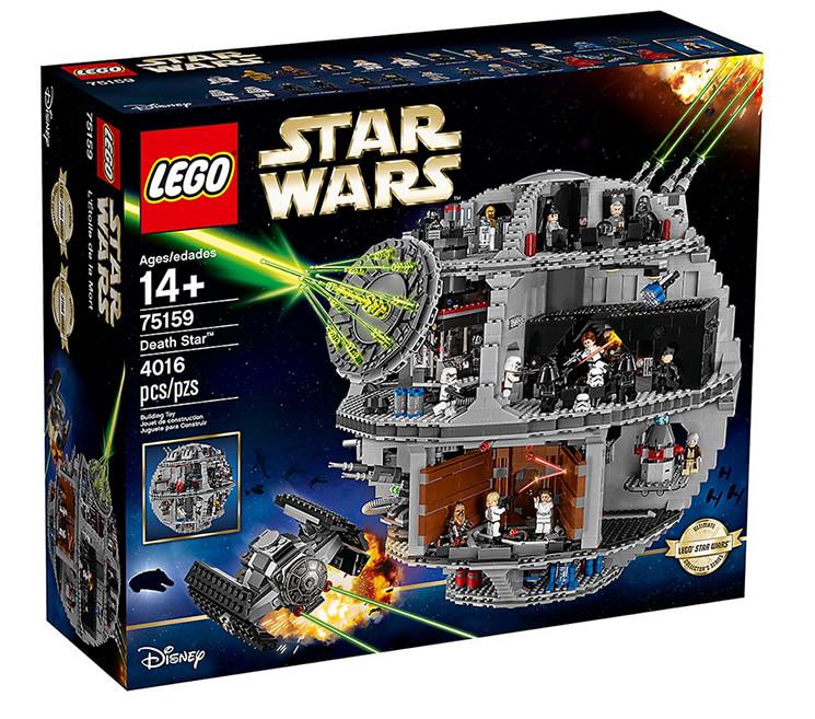 photo du set Lego Star Wars Death Star