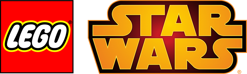 logo du monde de LEGO Star Wars