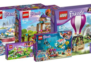 photo d'un set LEGO Friends